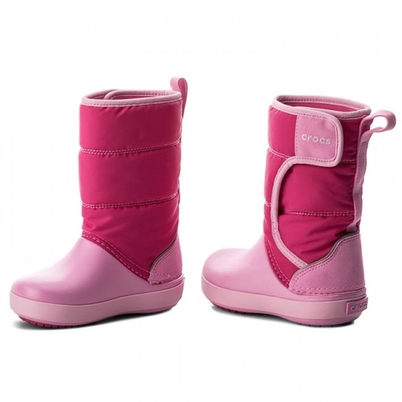 CROCS Other - NWT Crocs Kids' LodgePoint Snow Winter Boots